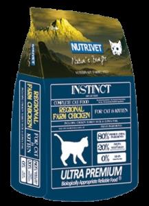 Nutrivet Instinct Regional Farm Chicken